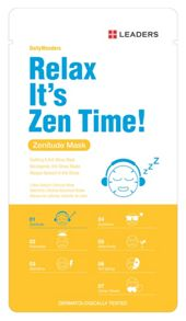 Leaders Daily Wonders Relax Its Zen Time Sheet Mask