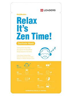 Daily Wonders Relax Its Zen Time Sheet Mask