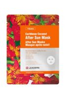 Leaders 7 Wonders Carribean Coconut After Sun Sheet Mask
