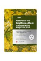 Leaders 7 Wonders Mediterranean Olive Brighten Sheet Mask