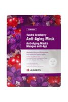 Leaders 7 Wonders Tundra Cranberry Anti Aging Sheet Mask
