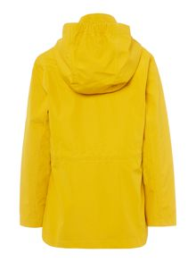 Barbour Girls Hooded Waterproof Jacket