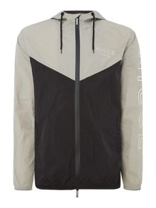 Nicce Lightweight Zip-Up Hooded Jacket