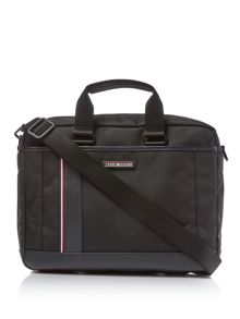 Tommy Hilfiger Stripe Nylon Laptop Bab