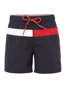 Tommy Hilfiger Flag Swim Short