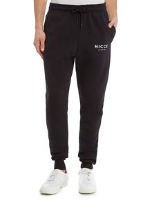 Nicce Skinny Fit Tracksuit Bottoms