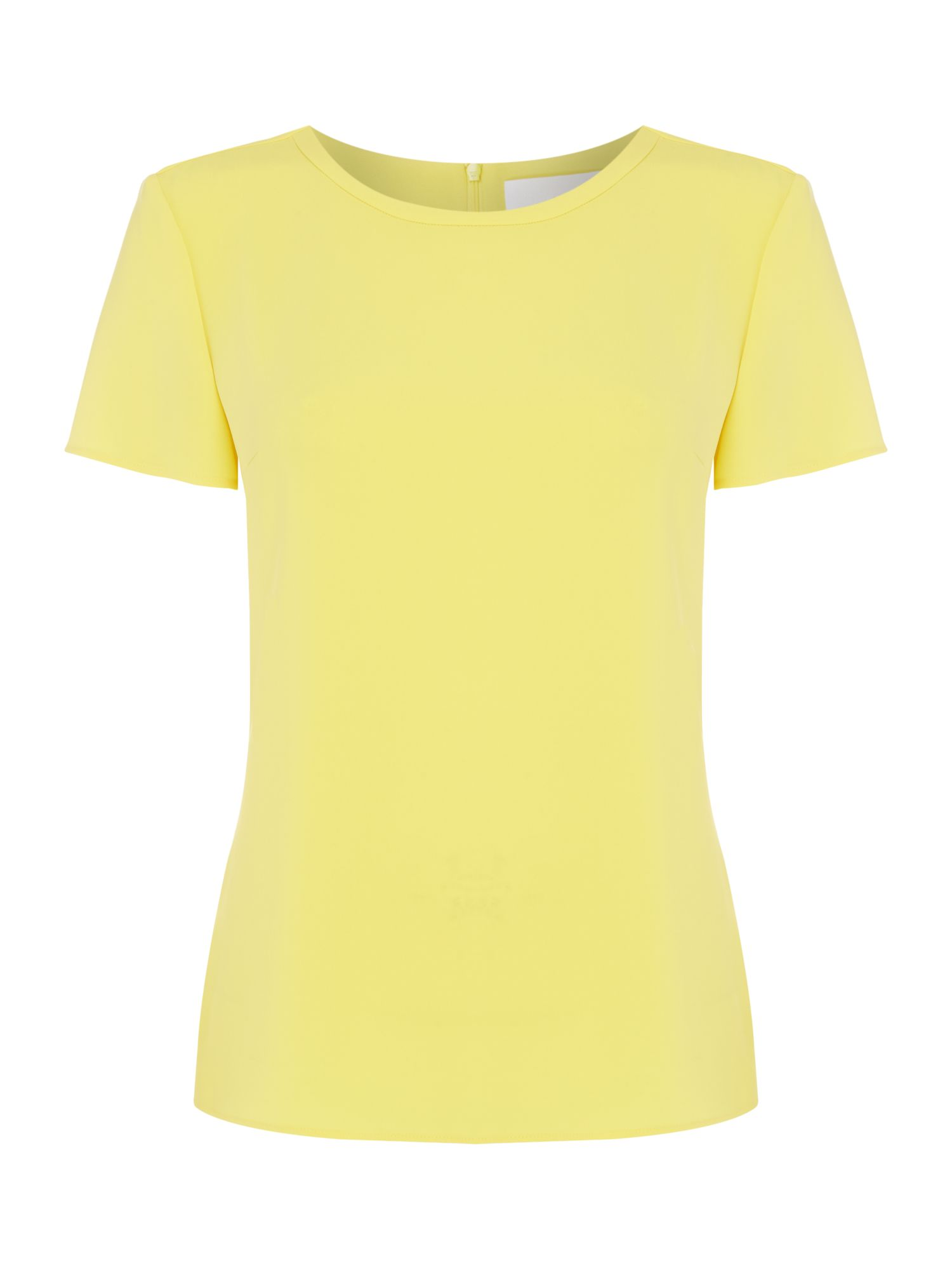 Hugo Boss Ilyna top, Yellow