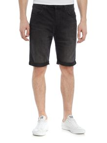 Lee 5 POCKET GREY SHORT