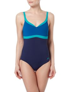Speedo Aquajewel one piece swimsuit