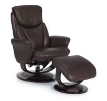 La-Z-Boy Rondell Swivel Rec Chair and Footstool