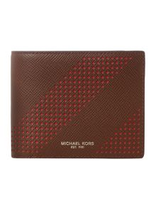 Michael Kors Harrison Billfold with Coin Pocket