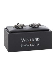 Simon Carter Origami Bat Cufflinks