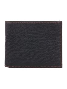 Simon Carter Soft Leather Coin Pocket Wallet