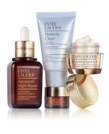 Estée Lauder Global Anti-Aging Repair Serum Set