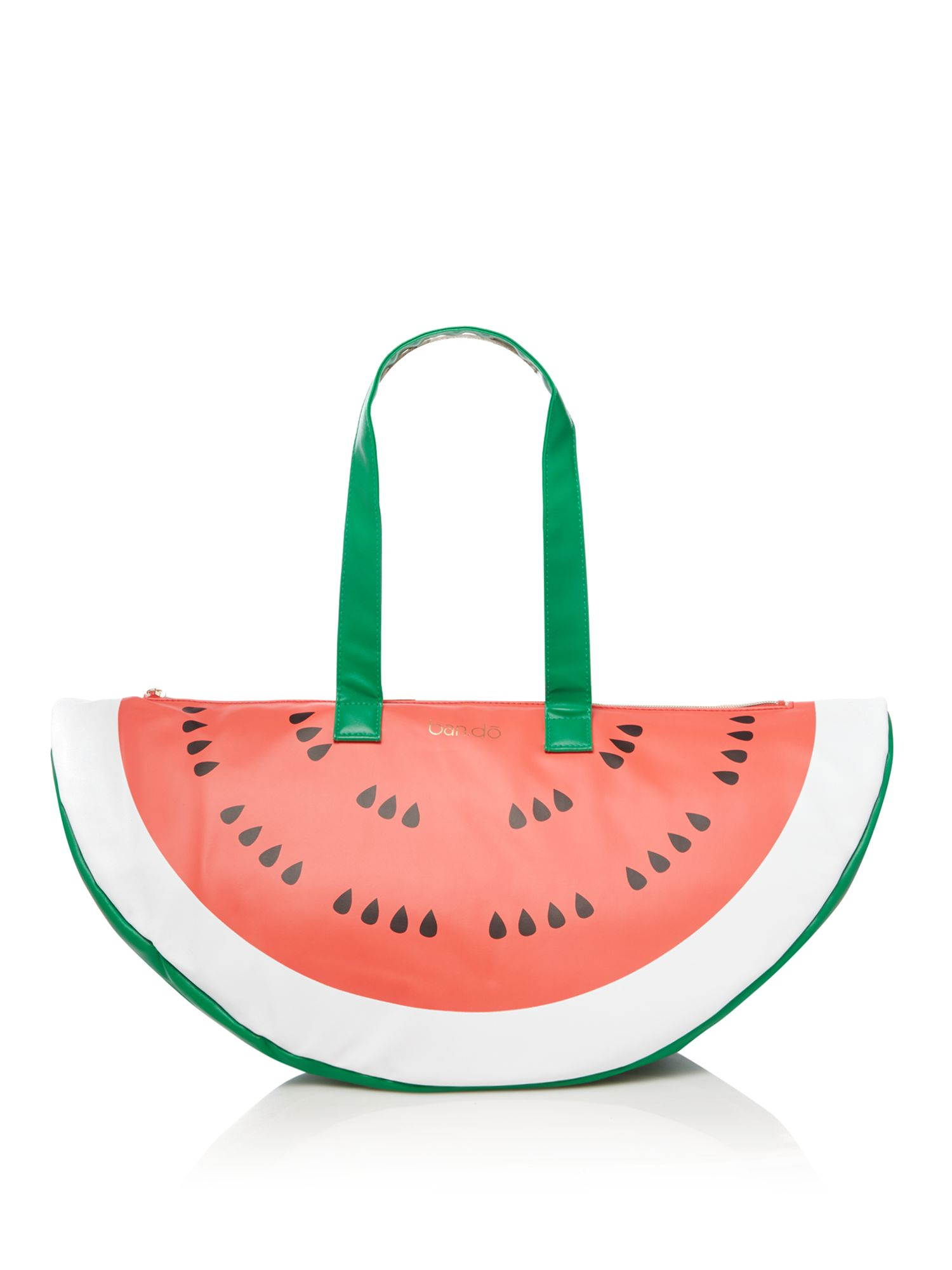 Ban.do Watermelon super chill cooler bag, Multi-Coloured
