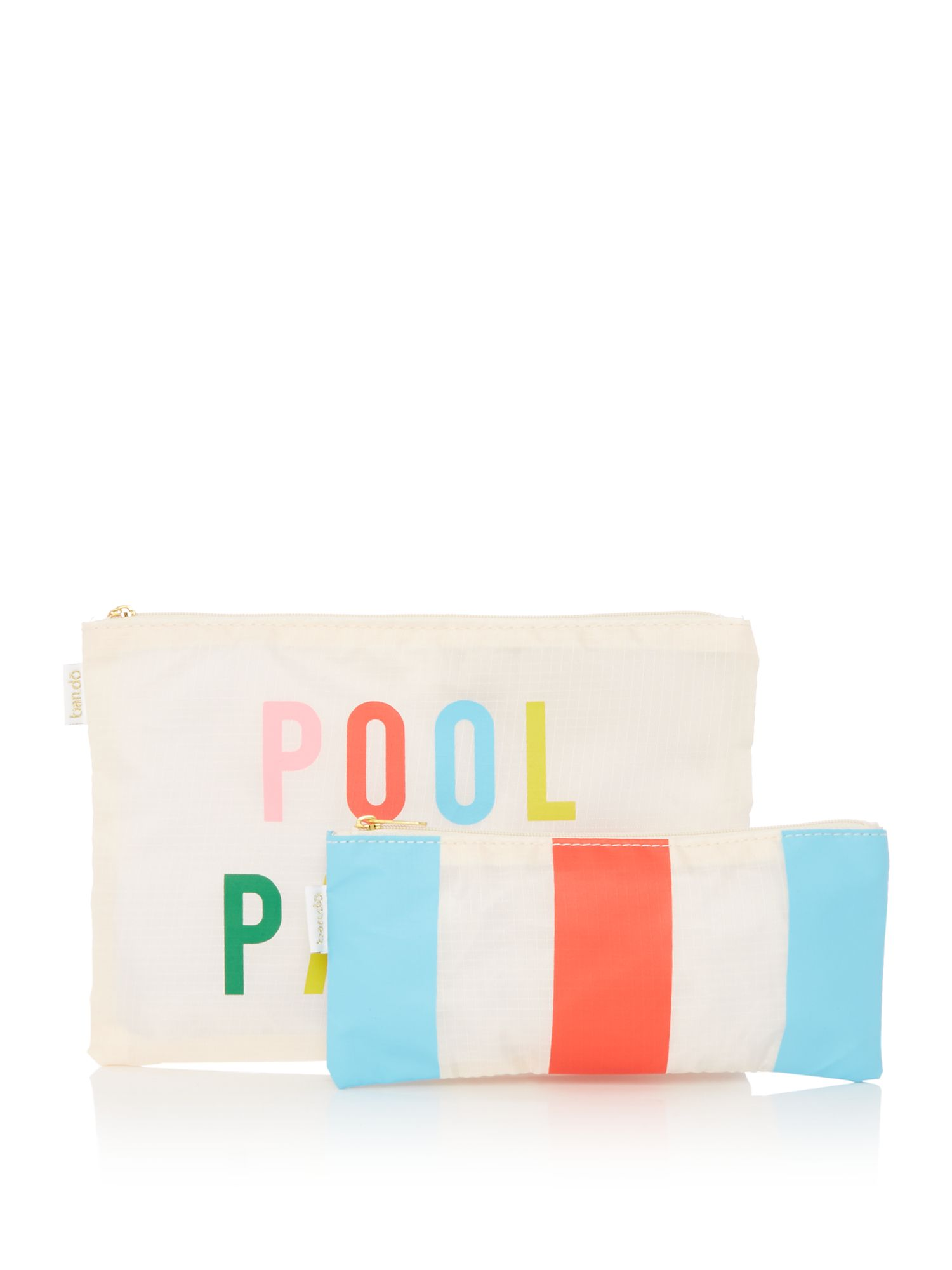 Ban.do Carry all duo pouch, Multi-Coloured