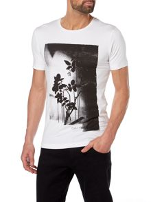 Calvin Klein Torned Slim Fit T-Shirt