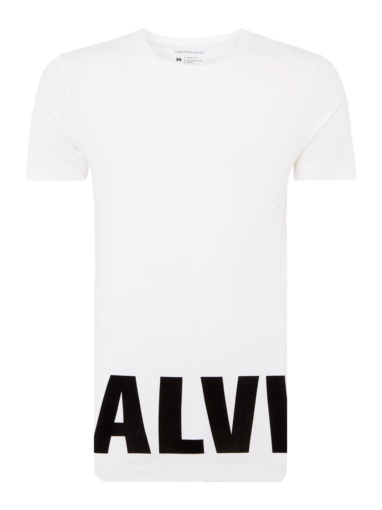 Men's Calvin Klein Troop Slim Fit T-shirt, White