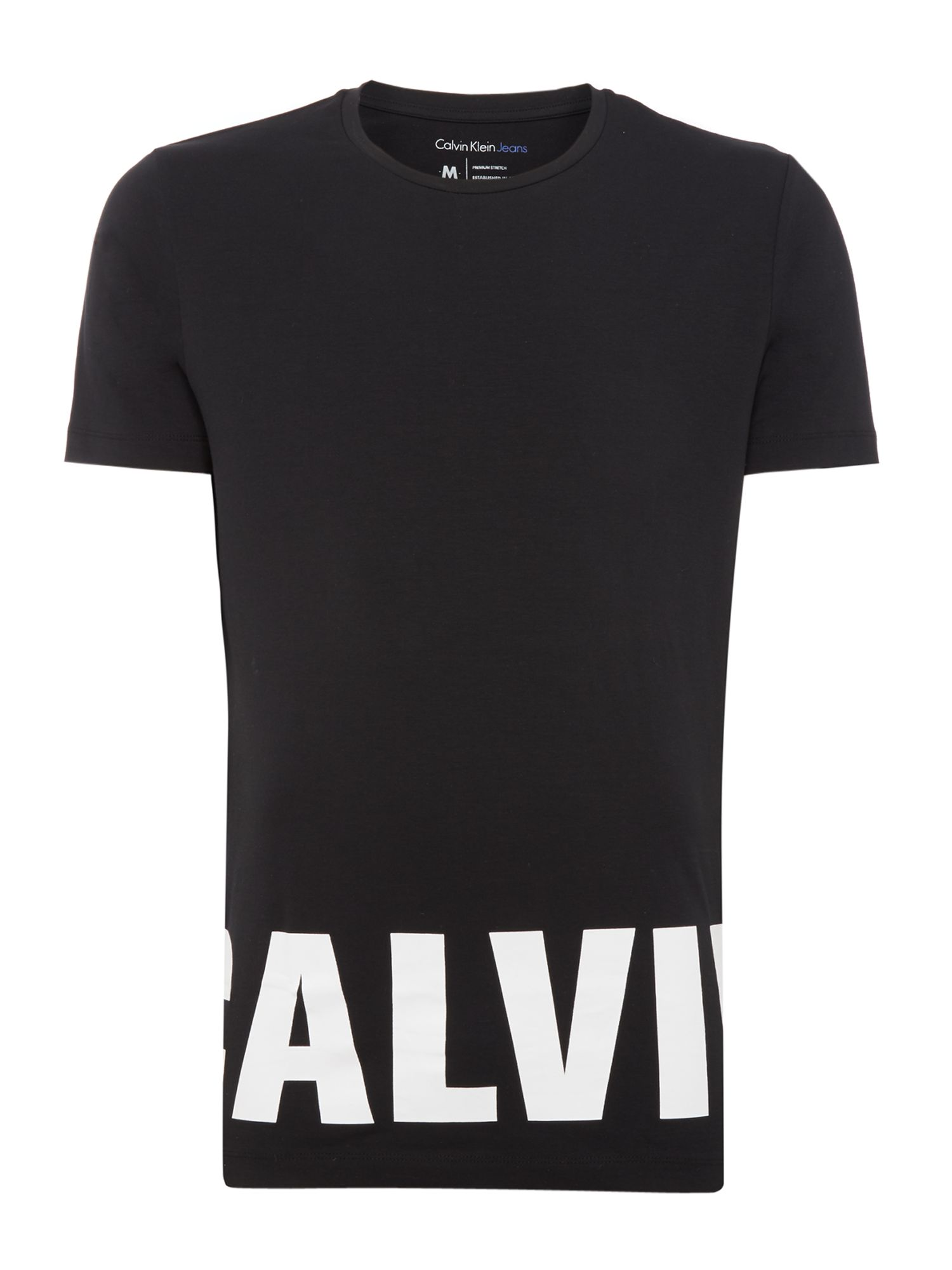 Men's Calvin Klein Troop Slim Fit T-shirt, Black