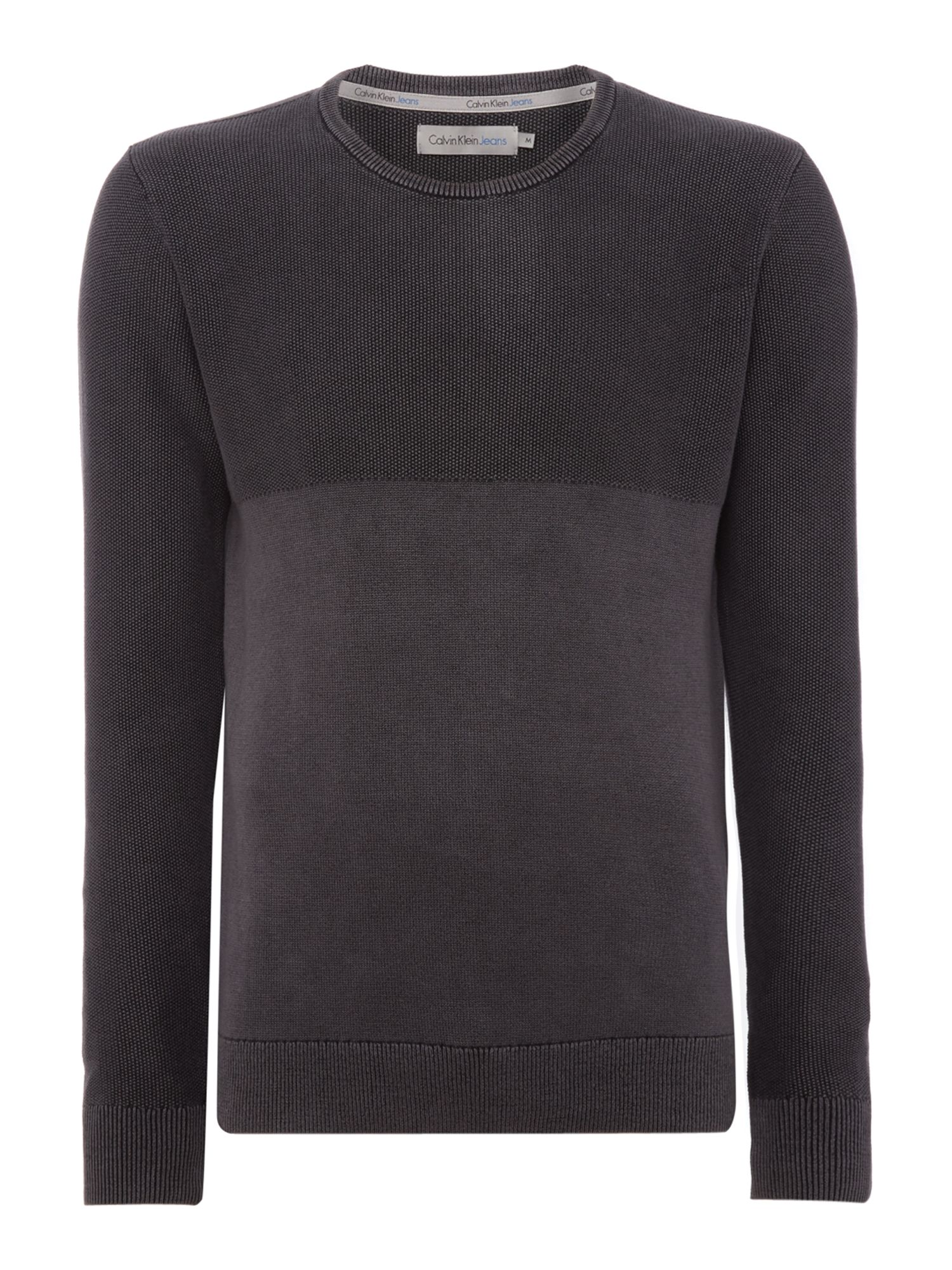 Men's Calvin Klein Sabot Sweater, Black