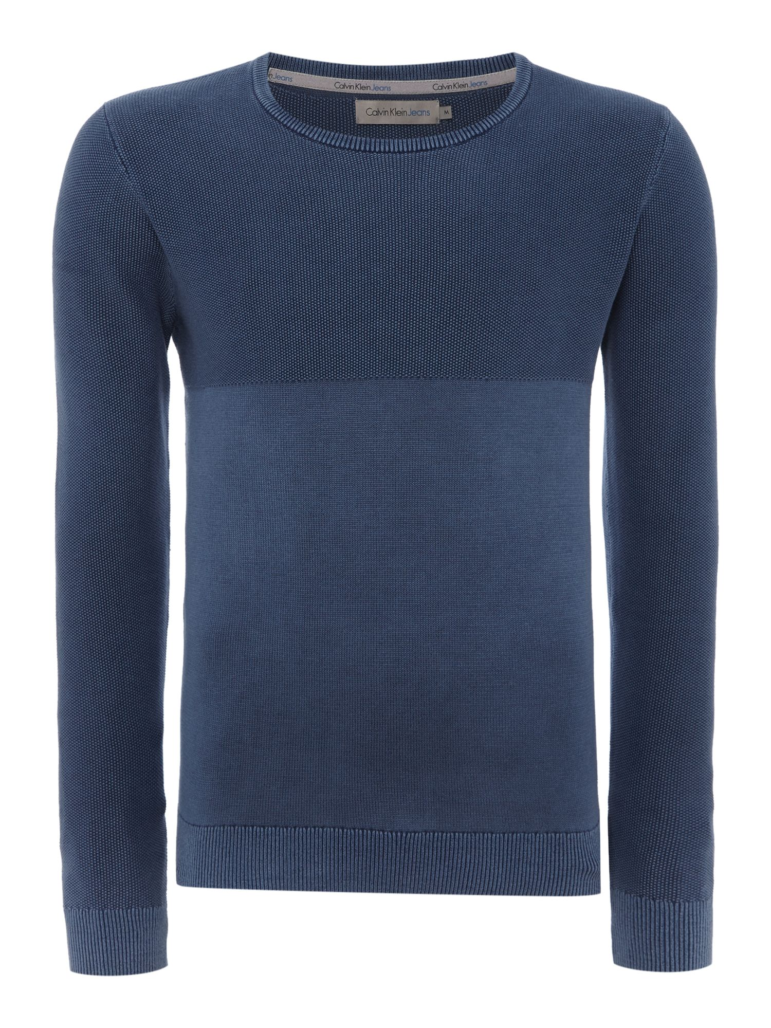 Men's Calvin Klein Sabot Sweater, Blue