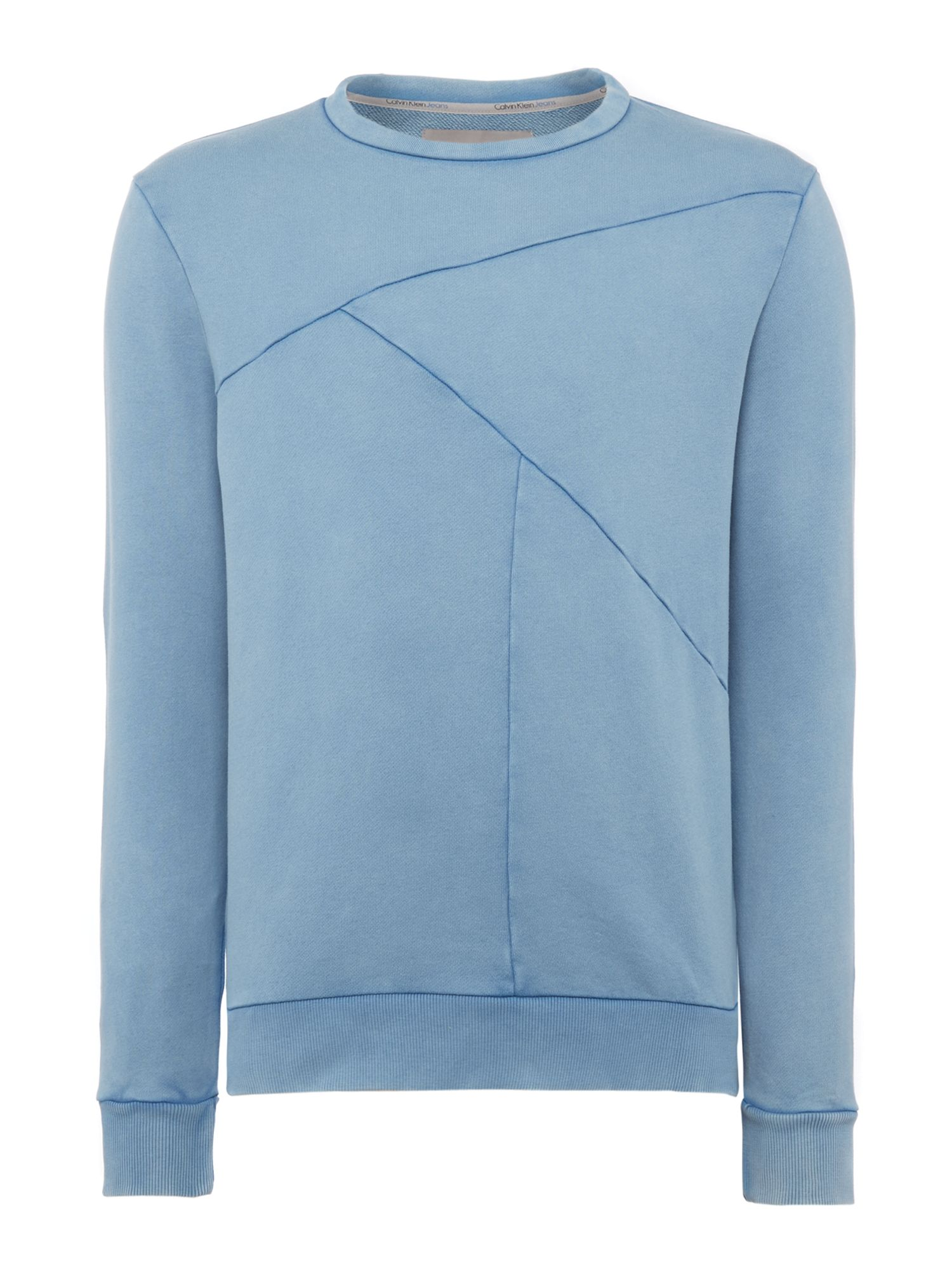 Men's Calvin Klein Horto Sweatshirt, Light Blue