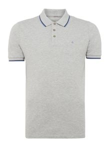 Calvin Klein Pacc Slim Fit Polo Top