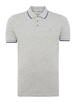 Pacc Slim Fit Polo Top