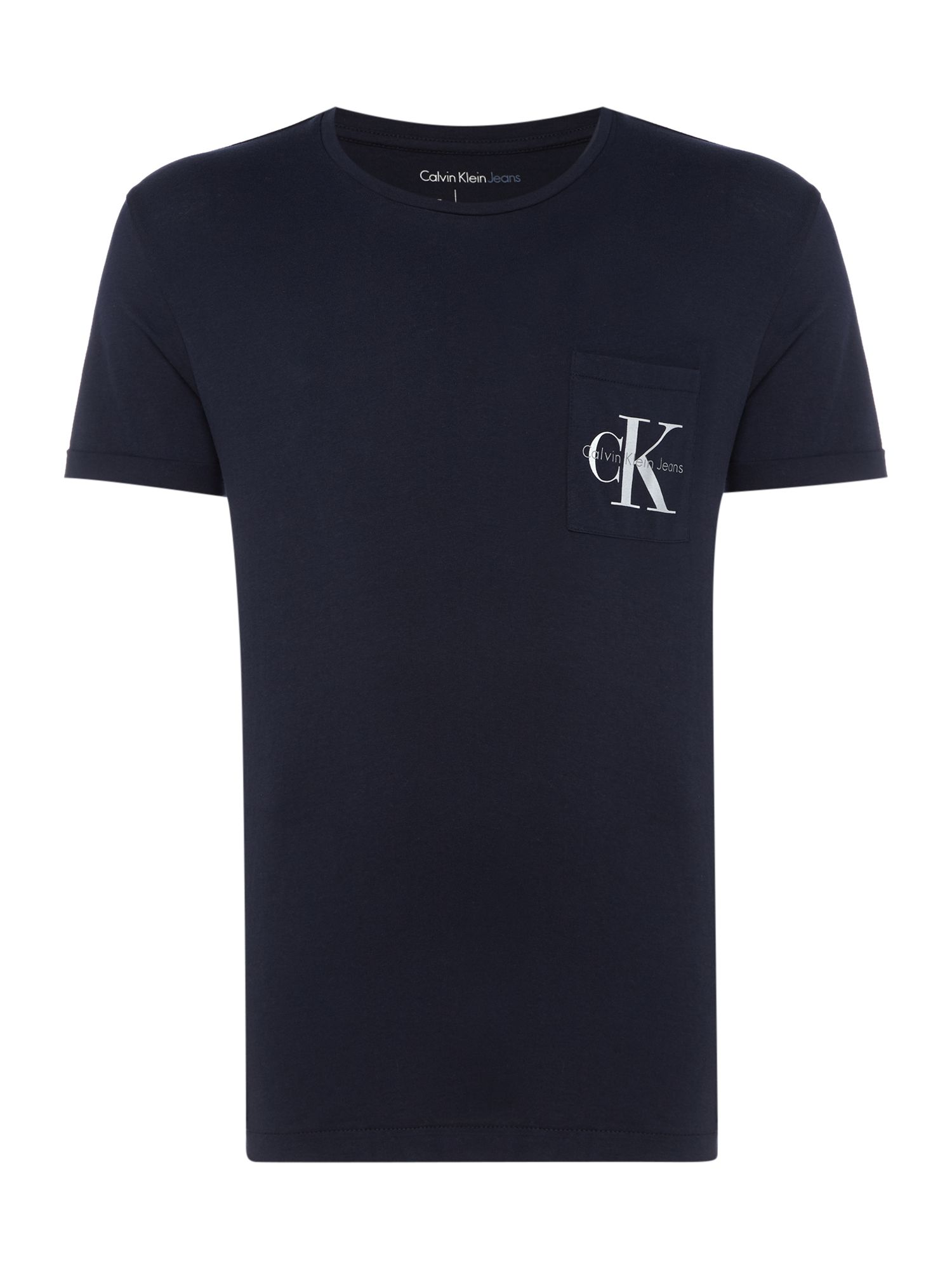 Men's Calvin Klein Bolan True Icon T-shirt, Blue