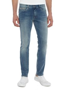 Calvin Klein Skinny - True Light Blue Jeans