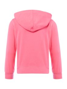 Converse Girls Zip Up Hoodie