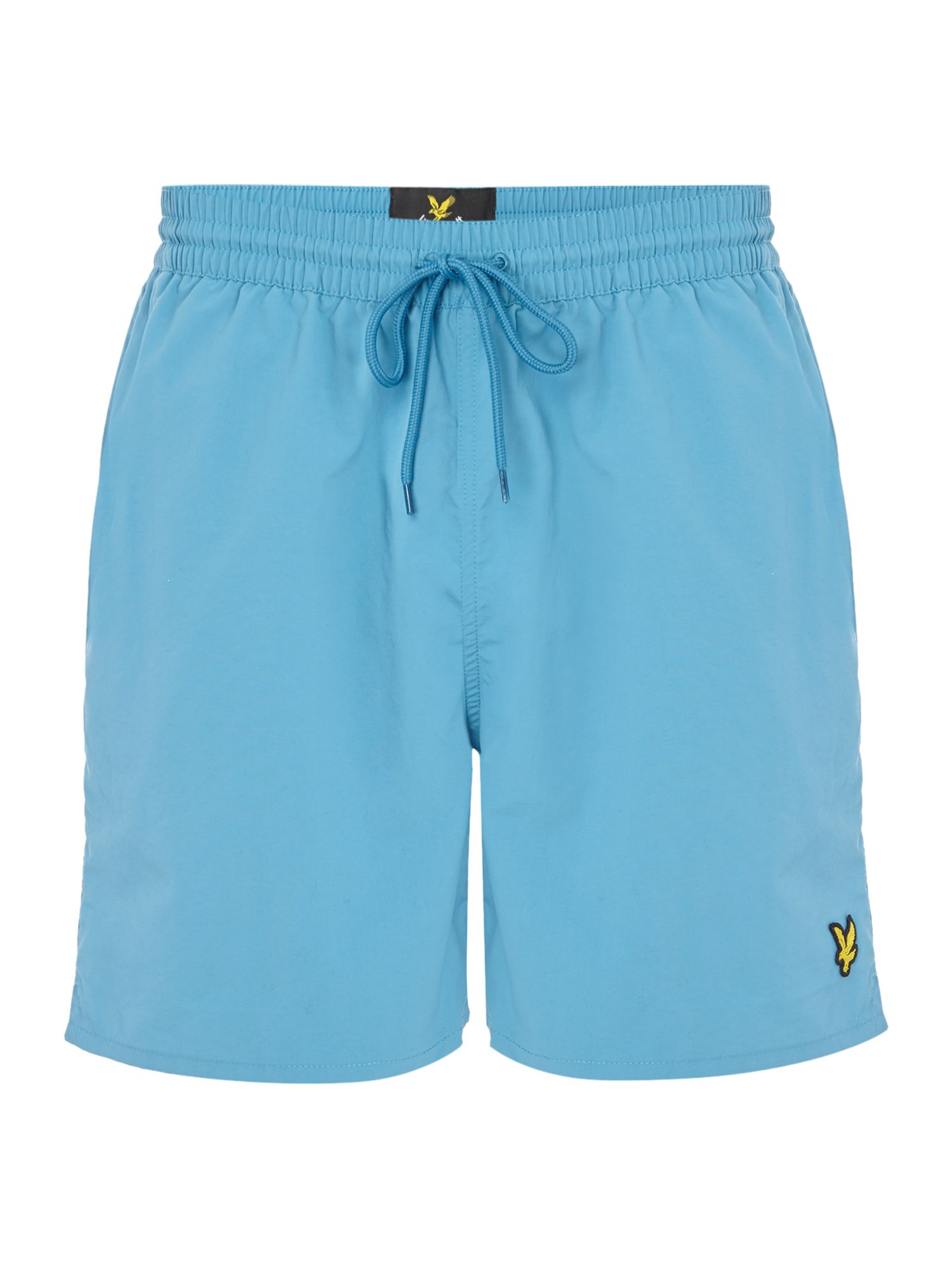 Men's Lyle and Scott Classic Plain Logo Short, Blue