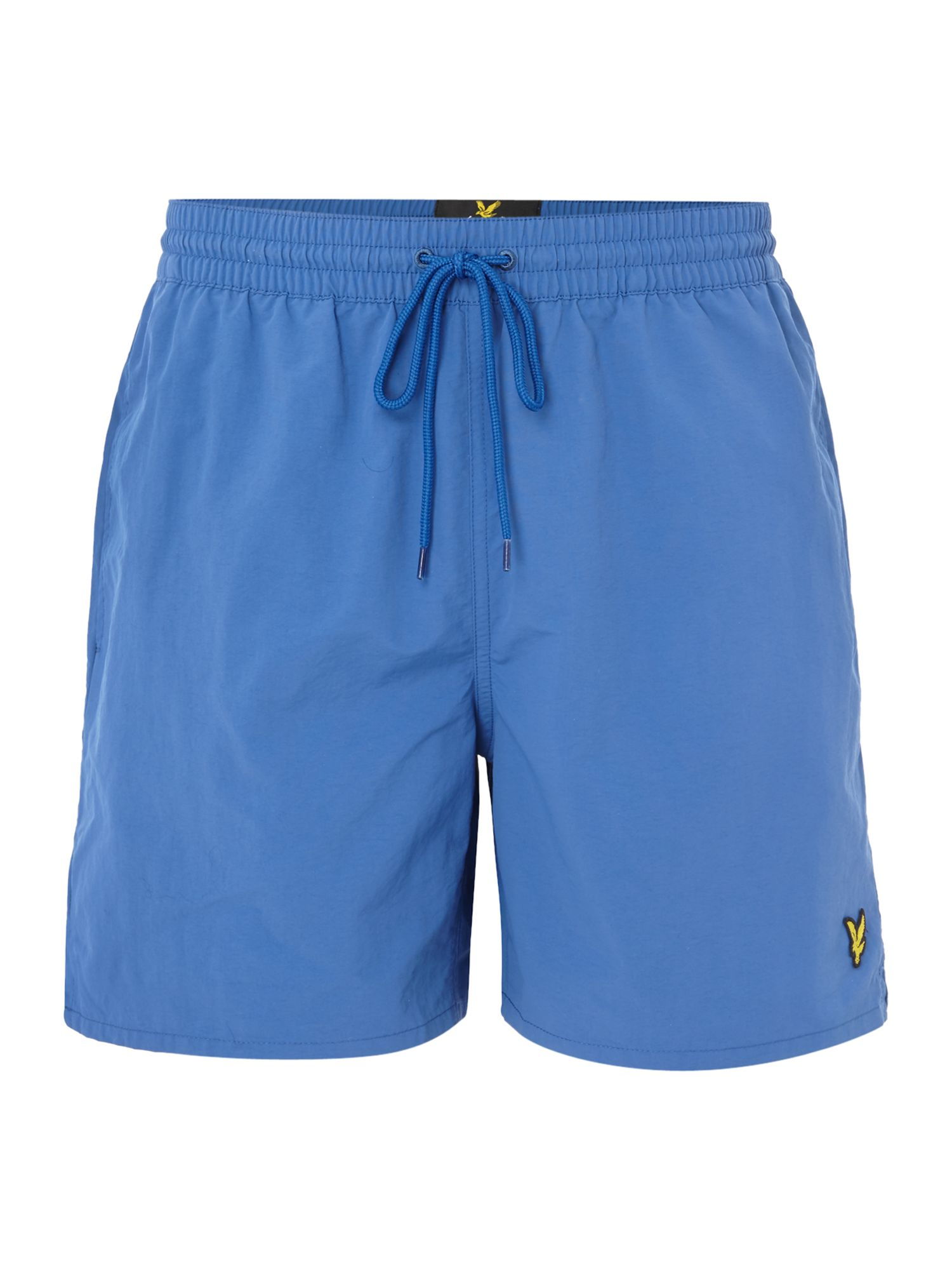 Men's Lyle and Scott Classic Plain Logo Short, Royal