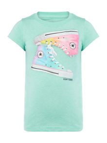 Converse Girls Ombre Chucks T-Shirt