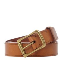 Polo Ralph Lauren Roller Polo Logo Dress Belt
