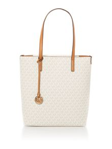 Michael Kors Hayley large tote bag