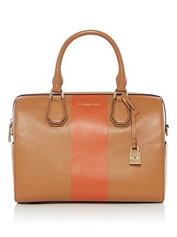 Centre stripe mercer medium tote bag