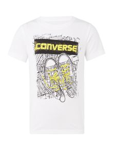 Converse Boys Chuck Map T-Shirt