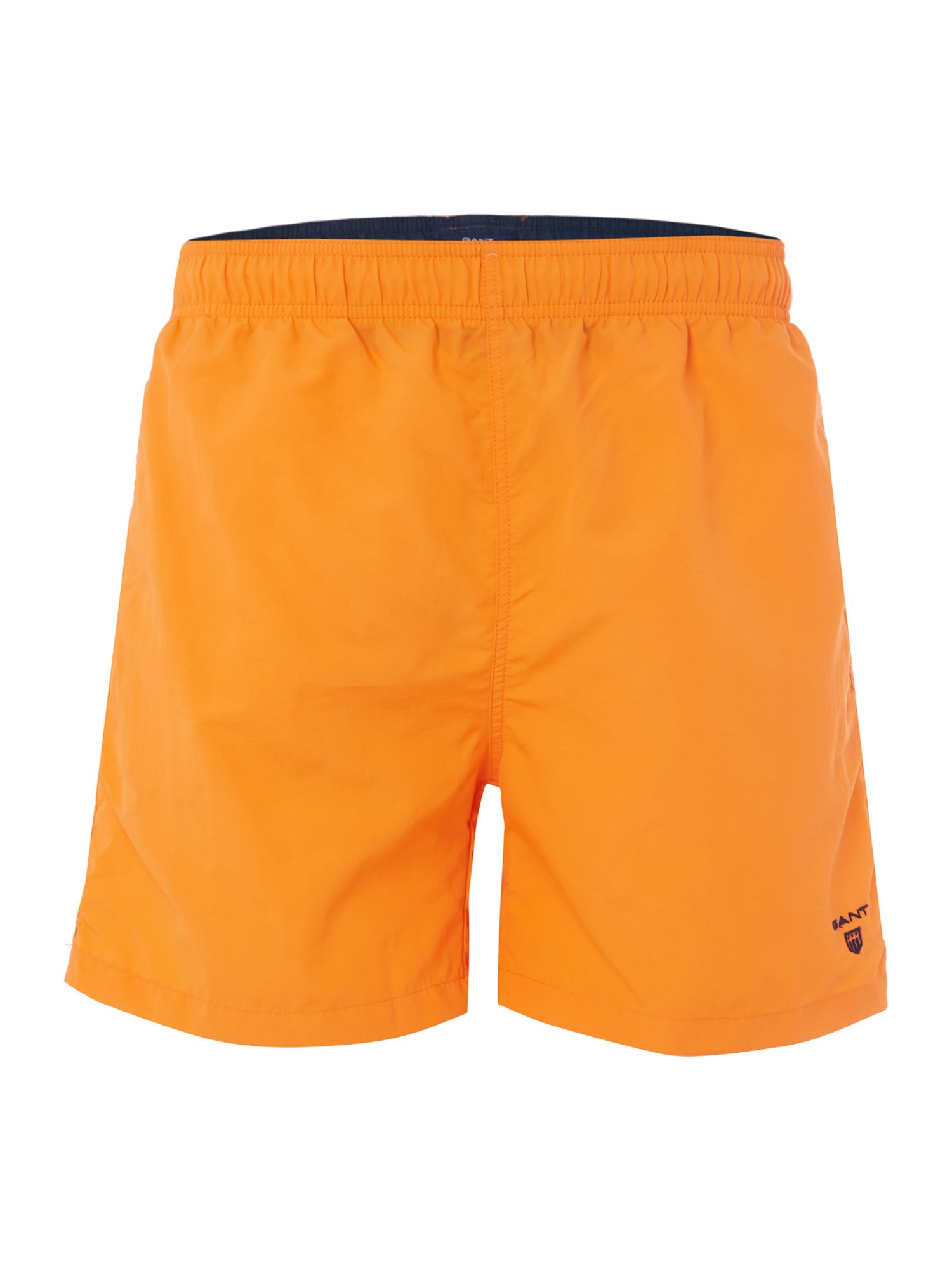 Mens Gant Classic swim shorts Orange