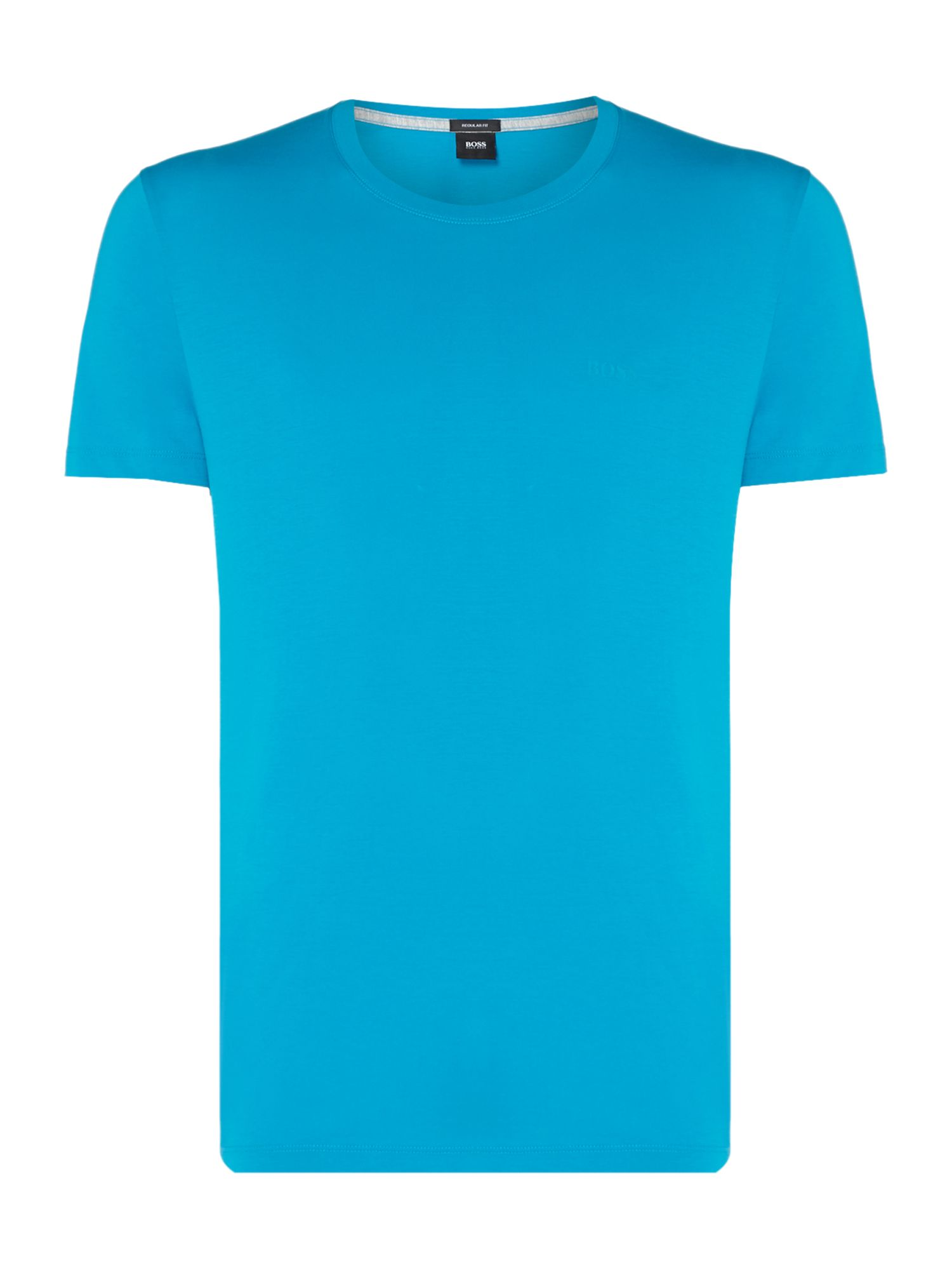 Men's Hugo Boss Logo Regular Fit T-Shirt, Bright Blue