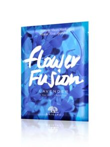 Origins Flower Fusion Lavender Sheet Mask