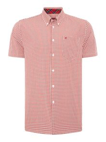 Merc Terry Gingham Shirt