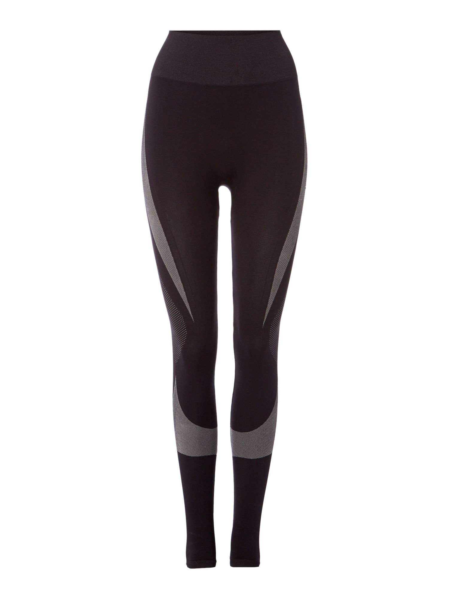 Label Lab Tron seamless tight legging, Grey.