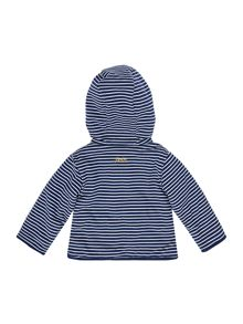 Joules Boys Reversible Striped Hoody