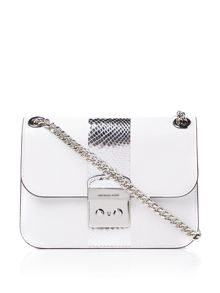 Michael Kors Sloan medium chain flapover bag