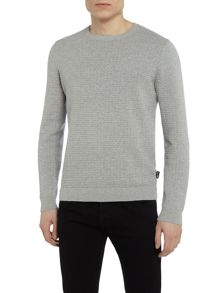 Calvin Klein Sawart Structured Jumper
