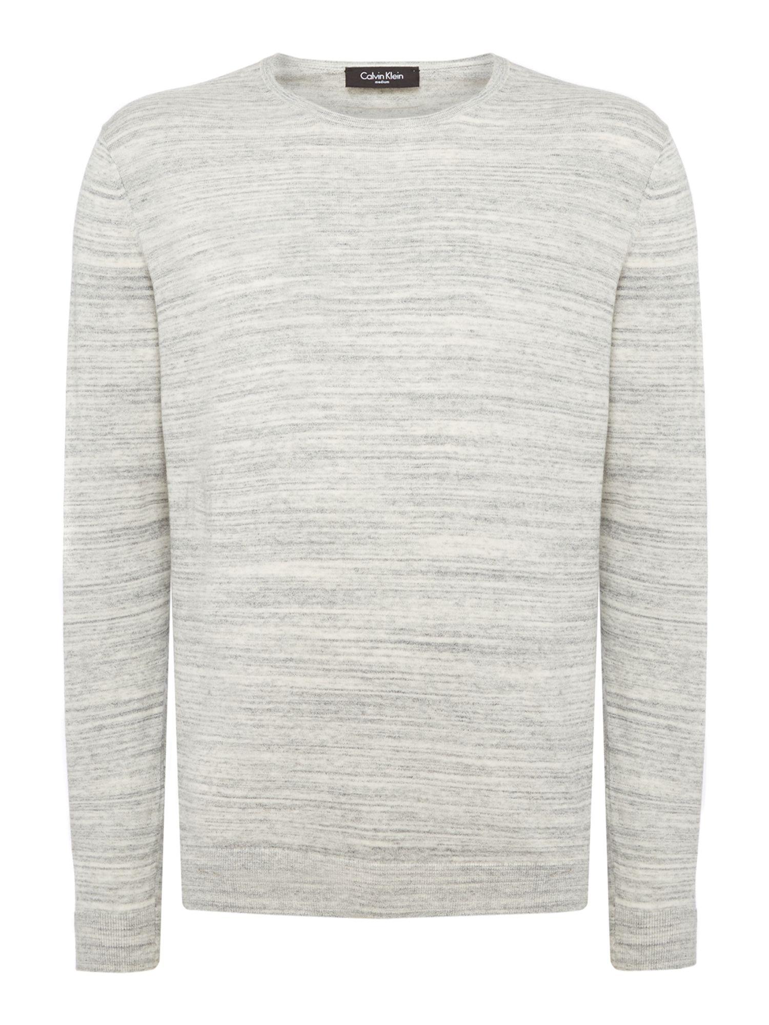 Men's Calvin Klein Sambolo Sweater, Mid Grey