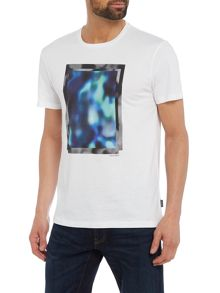 Calvin Klein Jaom Placement Print T-shirt