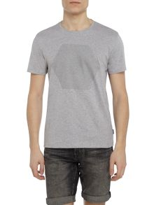Calvin Klein Jali Refined Cotton T-shirt