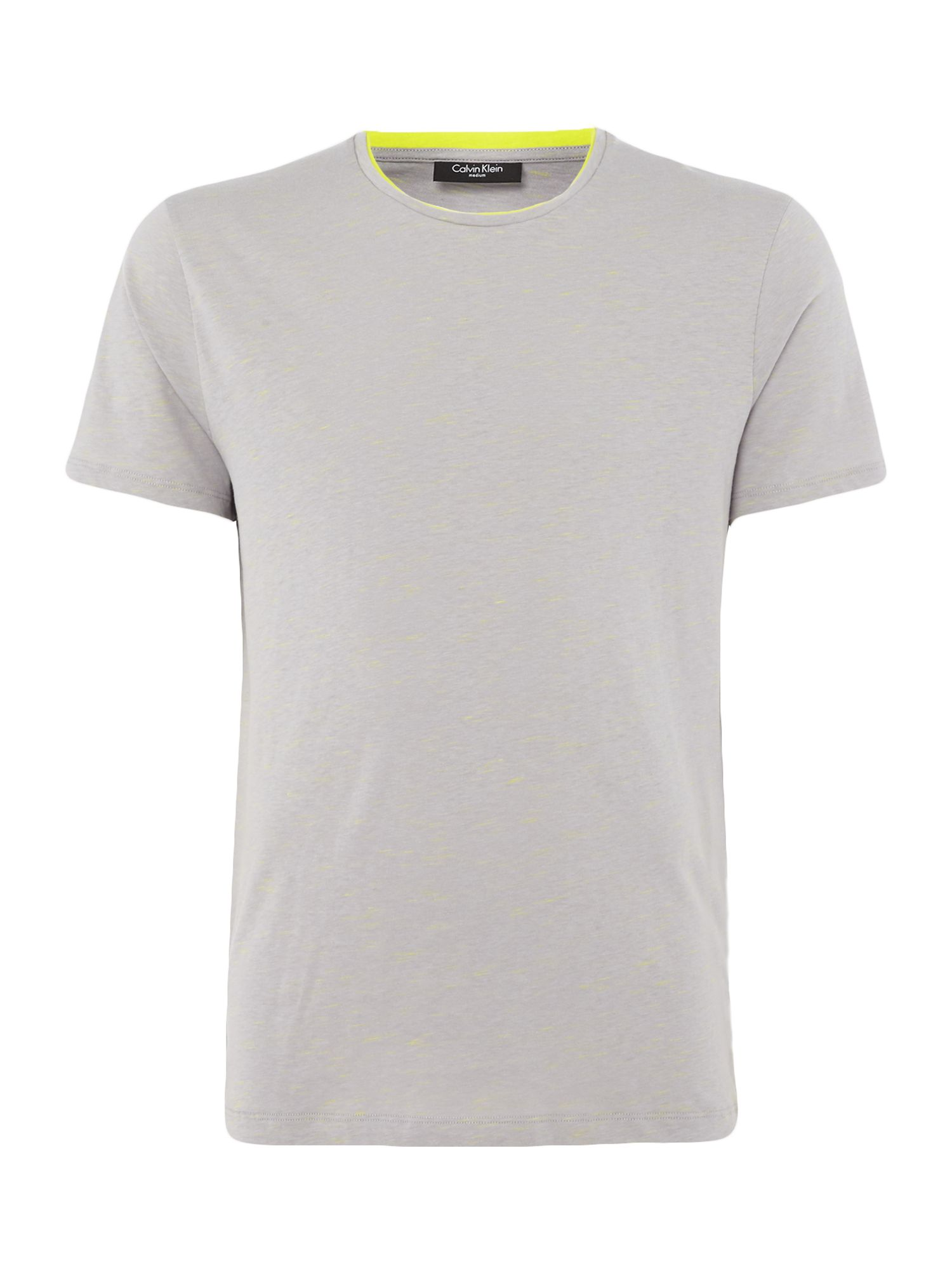 Men's Calvin Klein Jaspa T-shirt, Mid Grey